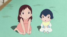 The Wolf Children Ame and Yuki Screenshots - Imgur