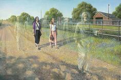 I Will Go Before Your Face D&C 84:88 - Kenneth Turner Fine Art  Giclee - Sisters