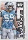 Luke Kuechly Carolina Panthers (Football Card) 2012 Panini Contenders Rookie Stallions #23 by Panini Contenders. $0.75. 2012 Panini Contenders Rookie Stallions #23 - Luke Kuechly