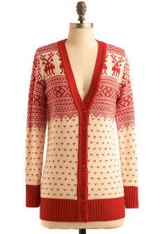 Private Lodge Sweater, #ModCloth