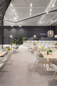 Brunner Exhibition Stand For The Orgatec 2014 - Picture gallery