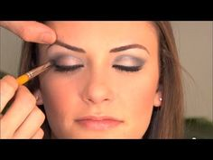 Getting started in the makeup world? Smoky Eye Effect- Professional Makeup Tutorial
