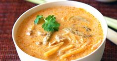 Thai Red Curry Chicken - Food and Whine