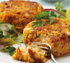 Extra Off Coupon So Cheap Low FODMAP Recipe and Gluten Free Recipe - Salmon & lemon fish cakes Fodmap Recipes, Gf Recipes, Seafood Recipes, Gluten Free Recipes, Cooking Recipes, Healthy Recipes, Recipes Dinner, Lemon Fish, Lemon Salmon