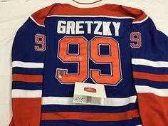 Edmonton Oilers Autographed Jerseys