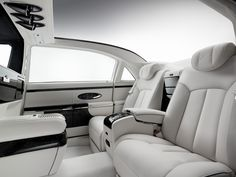 Maybach Luxury Car Interior - Bing Images | cars | Pinterest | Car