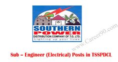 Sub – Engineer (Electrical) Posts in TSSPDCL http://goo.gl/seg9AZ #Sub_Engineerposts #Govtjobs #Privatejobs