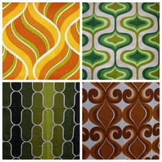 Ok… I love color, but I love PATTERN too (as you know from our kitchen wall, china cabinet, and our baby changing table! And I always see different patterns being used in design, but when you go to search for other examples of that pattern, there's no way to find it without knowing some design …