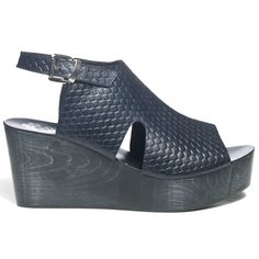 Mira Black #solesociety #mirablack #wedges