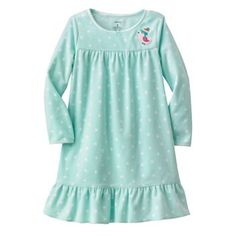 Carter's Snow Bird Nightgown - Girls