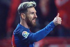 500 volte Leo Messi