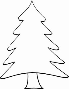 christmas tree clipart Christmas Tree Coloring Page Best Of Inspirational Fir Tree Coloring Pages Nocn Christmas Tree Sketch, Christmas Tree Outline, Rose Gold Christmas Tree, Christmas Tree Coloring Page, Christmas Tree Template, Christmas Tree Clipart, Ribbon On Christmas Tree, Small Christmas Trees, Christmas Tree Ornaments