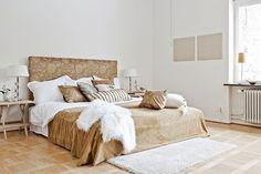 Interiors | White Swedish Apartment