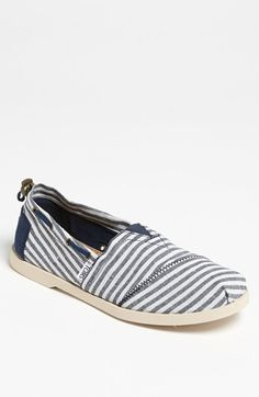 e46aa479f60 TOMS  Bimini - Nautical  Boat Shoe (Men) available at  Nordstrom Boat