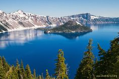 Beautiful Crater Lake, oregon  One of the 7 wonders of the world.