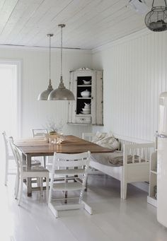 Decorate your kitchen with vintage, Swedish style! Kjøkken