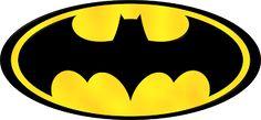 Batman Logo badge Wall sicker Vinyl wall art 3 SIZES for cars bikes caravans homes Batman Tattoo, Logo Super Heros, Superhero Emblems, Logo Superman, Superman Clipart, Tattoo Video, Bat Symbol, Batman Party, Im Batman