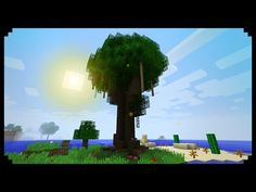 ✔ Minecraft: How to make Giant Trees - YouTube