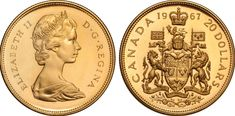 Canadian Gold Coins have been around for 150 years. This article is a brief introduction to them and has lots of images. Bullion Coins, Gold Bullion, Canadian Gold Coins, Gold Coin Image, Gold Sovereign, Bart Starr, Ancient Roman Coins, Mint Gold, Commemorative Coins