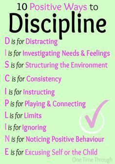10 Ways to Discipline Without Controlling Our Kids - One Time Through