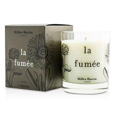 Miller Harris Candle - La Fumee - Home Scents - StrawberryNET.com (USA)