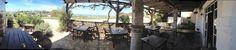 Restaurante Patría terrace