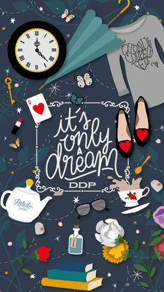 wallpaper_alice_it' s only a dream