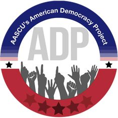 American Democracy Project link to the American Association of State Colleges and University's website
