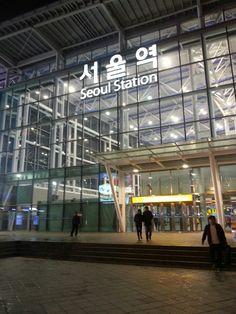 서울역 (Seoul Station - KTX/Korail) , 서울특별시