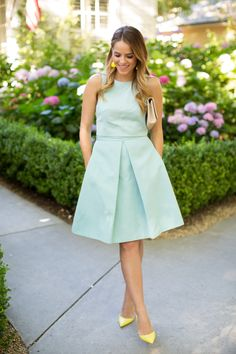 Summer Wedding Guest Attire - Gal Meets Glam