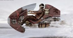 Top 10 Futuristic Concept Bike Designs, future bikes, futuristic motorcycleThese are the list of top amazing innovative bikes technology and blending style Cyberpunk, Futuristic Motorcycle, Futuristic Art, Concept Ships, Concept Cars, Hover Bike, Nave Star Wars, Steampunk, Arte Robot