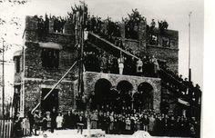 Casa Verde in construction #Miscarea Legionara #codreanu #romania #nationalism #iron guard #st michael