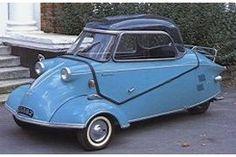 Messerschmitt Bubble Car