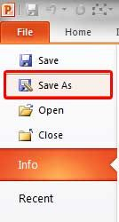 Learn how to remove and change passwords applied to presentations in #PowerPoint 2010