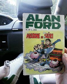 Il fumetto di Alan Ford,