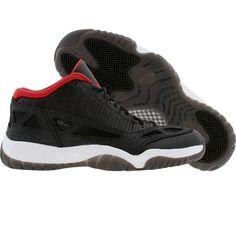Air Jordan 11 XI Retro Low (black   varsity red   white) 306006- caf1b49e2