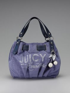 Juicy Couture Sweetheart Fashion Shoulder Bag 11