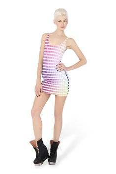 Hex Colour Dress › Black Milk Clothing