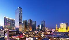 Mandarin Oriental, Las Vegas: Mandarin Oriental has a serene, Zen-like atmosphere that's unusual for Las Vegas.