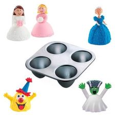 You can now buy Wilton Mini Wonder Mould Pan online in very suitable price. Bakeware.pk is a bakeware marketplace where you can order online for best baking tools, decorations and cakes.