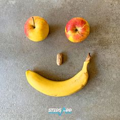 Stay and as often as you can! Stay Healthy, Walking, Banana, Healthy Recipes, Smile, Fruit, The Fruit, Walks, Bananas