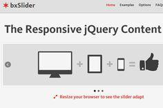 Top jQuery Slider Plugins for Frontend Web Developers