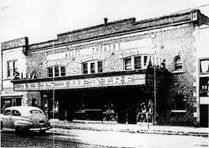 The Old Allis Theater  #WestAllis #Wisconsin #Downtown #Historic