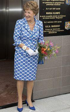 9/2/16*Princess Margriet opens Margaretha in Kampen