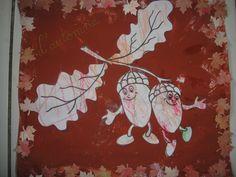 Coloriage d'automne http://nounoudescimes.canalblog.com/