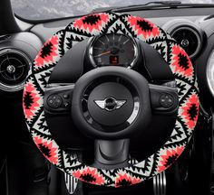 Steering wheel cover bow wheel car accessories lilly heated for girls interior aztec monogram tribal camo cheetah sterling BUY 2 GET 1 FREE by CoverWheel on Etsy https://www.etsy.com/listing/212531630/steering-wheel-cover-bow-wheel-car