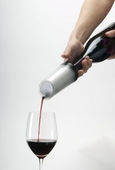 If you've got a fresh bottle of wine that needs to be chilled ASAP but have guests already walking throughdoor, no worries. This instant wine chiller ($8, amazon.com) gets stored in your freezer when you're not using it to make sure your favorite vino is perfect to sip at a moment's notice.