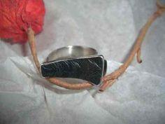 Weiteres - ausgefallener Ring Silberring - ein Designerstück von schmuckspektakel bei DaWanda