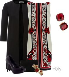 """""""I love this dress"""" by pollydickson ❤ liked on Polyvore"""