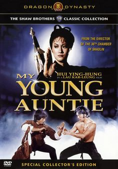 My Young Auntie Cheng (Kara Hui Ying Hung), a beautiful martial arts ace, battles to keep her inheritance from the ruthless Yun Wei (Johnny Wang Lung Wei), but her efforts are sabotaged by Yu T Kung Fu Martial Arts, Martial Arts Movies, Norm Of The North, Kung Fu Movies, Karate Movies, Adventure Film, Drama Movies, Action Movies, Great Movies